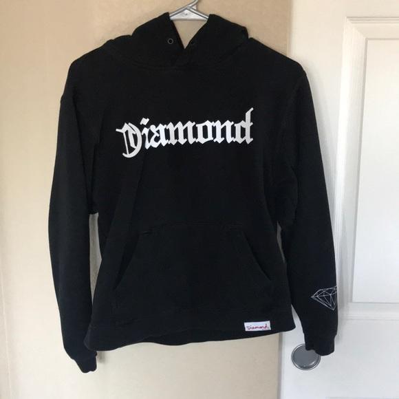 f1b1b177604b Diamond Supply Co. Sweaters | Zumiez Diamond Hoodie | Poshmark